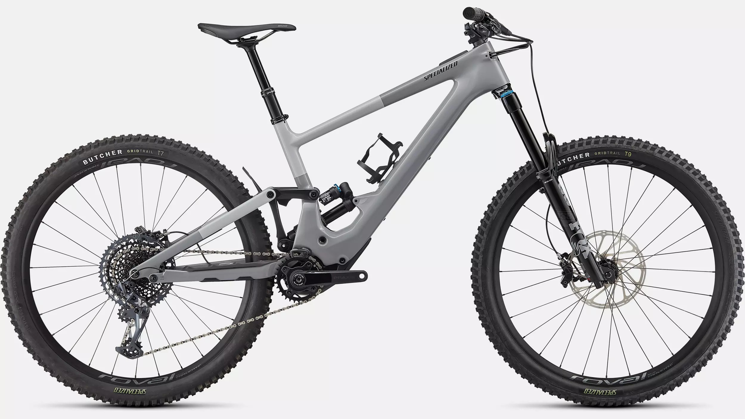 KENEVO SL EXPERT CARBON CLGRY/CARB/DOVGRY